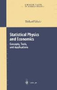 Statistical Physics and Economics