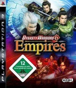 Dynasty Warriors 6 - Empires