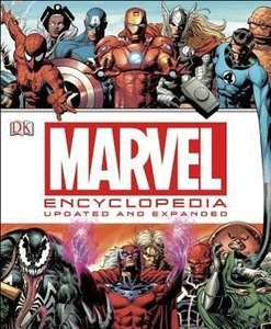Marvel Encyclopedia: The Definitive Guide to the Characters of t