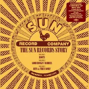 The Sun Records Story-Box Set