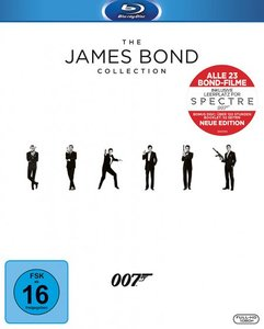 James Bond 007 - DVD Collection