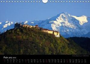 Monuments of Romania 2015 (Wall Calendar 2015 DIN A4 Landscape)