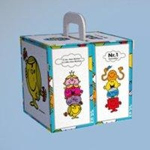Mr. Men Little Miss Sammelbox