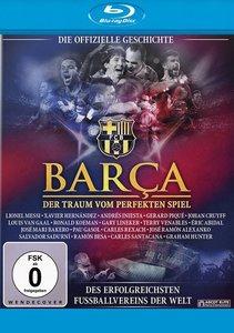 Barca-Der Traum vom perfekten Spiel BD