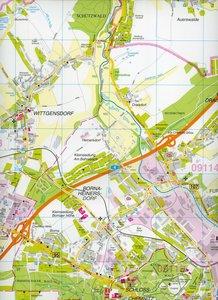 Chemnitz 1 : 20 000. Stadtplan