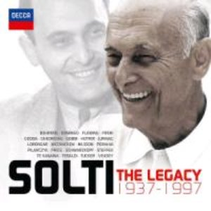 Solti-The Legacy 1937-1997