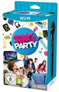 Wii U Sing Party + Mikrofon