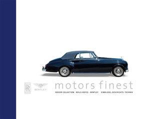motors finest. Seeger Collection Rolls-Royce - Bentley. Einblick
