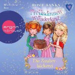 (8)Drei Freundinnen Im Wunderland-Zauberbäckerei