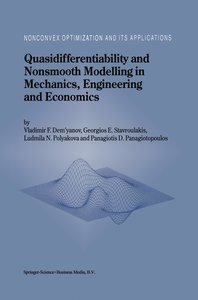 Quasidifferentiability and Nonsmooth Modelling in Mechanics, Eng