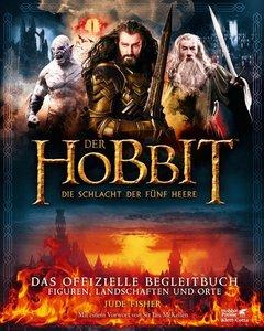 Der Hobbit: Die Schlacht der Fünf Heere - Das offizielle Begleit