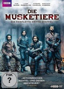 Die Musketiere-Die Kompl.Dritte Staffel