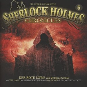 Sherlock Holmes Chronicles 05. Der rote Löwe
