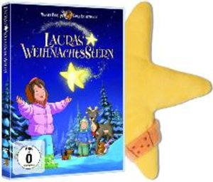 Lauras Weihnachtsstern + Plüschstern