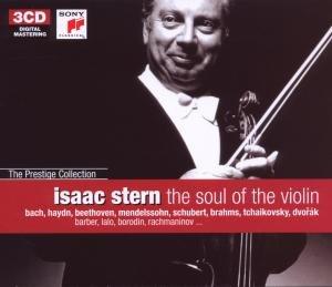 Isaac Stern-The Spirit Of Violin