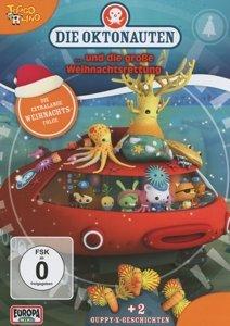 Die Oktonauten ... und die große Weihnachtsrettung