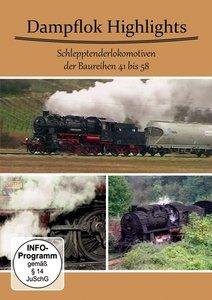 Dampflok Highlights Schlepptenderlokomotiven Der