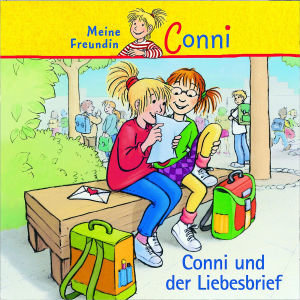 Conni und der Liebesbrief. CD