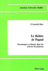 Le théâtre de Pagnol