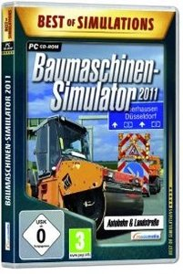 Best of Simulations: Baumaschinen-Simulator 2011