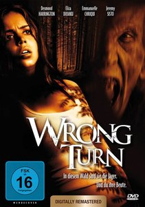Wrong Turn remastered