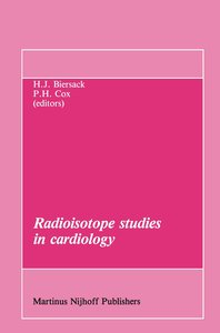 Radioisotope studies in cardiology