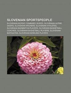 Slovenian sportspeople