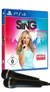 Lets Sing 2016 (Inkl. 2 Mikrofone)