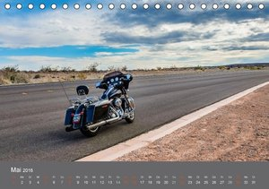 American Freedom (Tischkalender 2016 DIN A5 quer)