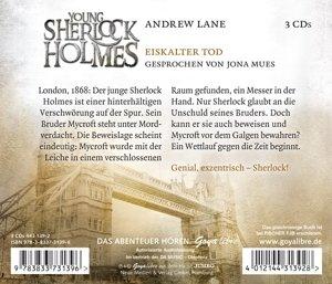 Young Sherlock Holmes.Eiskalter Tod