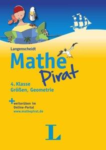 Mathepirat 4. Klasse Größen, Geometrie