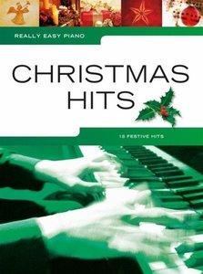 Really Easy Piano: Christmas Hits (Easy Piano Book)
