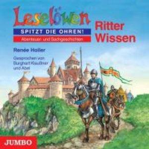 Leselöwen: Ritter Wissen