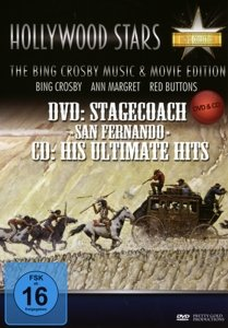 Hollywood Stars-Bing Crosby Music & Movie Edition