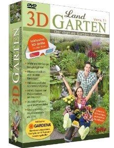 3D Garten 11. Für Windows 7 / Vista / XP (jeweils 32Bit)