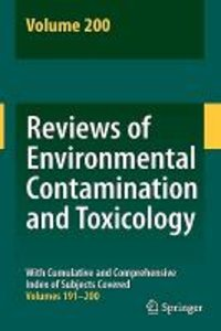 Reviews of Environmental Contamination and Toxicology / Volume 2
