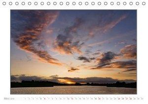 Schleswig-Holstein Jahreszeiten (Tischkalender 2016 DIN A5 quer)