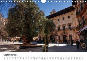 Plama de Majorca (Wall Calendar 2016 DIN A4 Landscape)