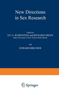 New Directions in Sex Research