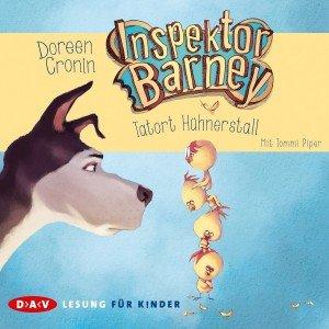 Inspektor Barney-Tatort Hühn