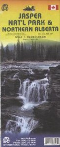 Jasper National Park & Northern Alberta 1 : 250 000 / 1 : 1 000