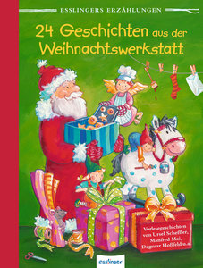 24 Geschichten aus der Weihnachtswerkstatt