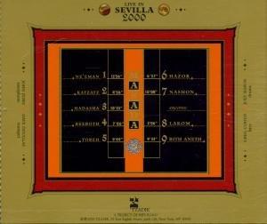 Live In Sevilla 2000