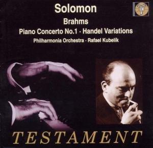Klavierkonzert 1/Händel-Variationen