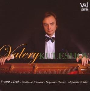 Valery Kuleshov plays Liszt