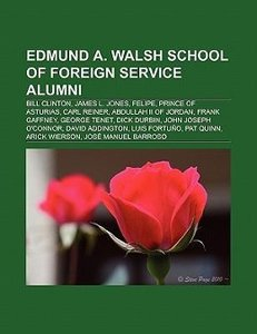 Edmund A. Walsh School of Foreign Service alumni