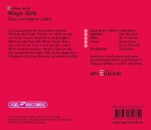 Magic Girls 11. Eine verratene Liebe