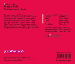 Magic Girls 11. Eine verratene Liebe