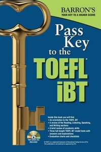 Pass Key to the TOEFL iBT with MP3 Audio-CD