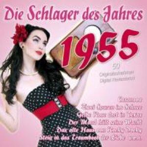 Die Schlager Des Jahres 1955